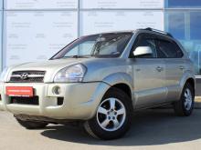 Фотография Hyundai Tucson (2007)